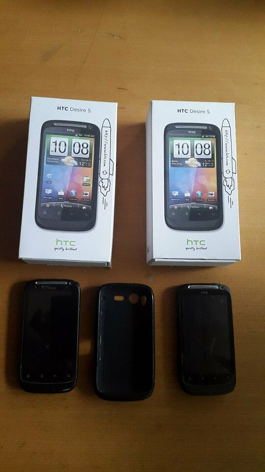 2 x HTC Desire S 510e in Lüdenscheid