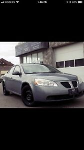 Good car - good kms  - 2008 Pontiac G6