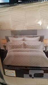 Queen/King size coverlett set. Bossley Park Fairfield Area Preview
