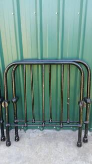Vintage cast iron bed ends and frames Manjimup Manjimup Area Preview