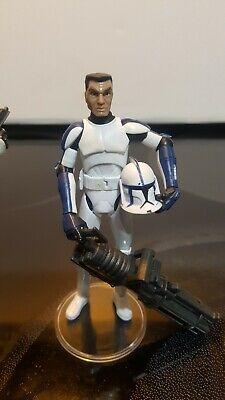 Star Wars DENAL Clone Trooper 501st TCW CW20 Helmet The Clone Wars Figure