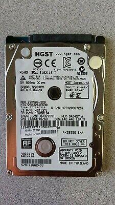 HGST Z7K500-320 7200RPM 320GB SATA 2.5