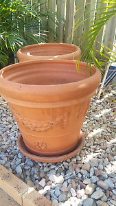 Terracotta pots Stafford Brisbane North West Preview