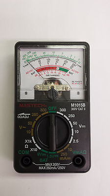 Mastech M1015b Analog Multimeter