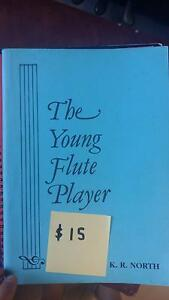 The Young Flute Player book 1 and 2 Bull Creek Melville Area Preview
