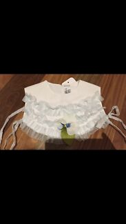 Made in Italy LESY lisetta top newborn - 3 months NEW NWT