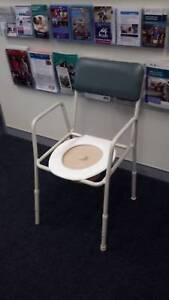 Bedside commode Holder Weston Creek Preview
