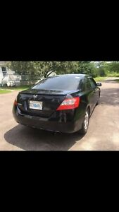 09 Honda Civic lx