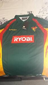 tassie tigers cricket playing top long sleeve Kingston Kingborough Area Preview