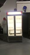 Commercial glass door fridge Frankston South Frankston Area Preview