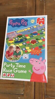 Peppa Pig Party Games (ORCHARD TOYS - PEPPA PIG PARTY TIME RACE)