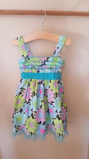 Baby Girl toddler summer dress size 2