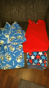Size 5 & 6 boys pjs Ipswich Ipswich City Preview