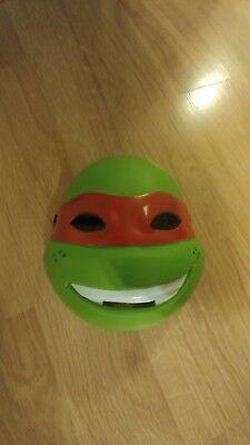 Teenage mutant ninja turtles michaelangelo halloween costume 2- 4 size and shell - Halloween Costume Ninja Turtle Shell