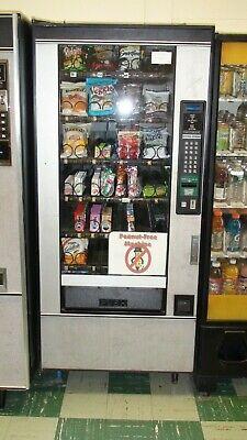 National Vendor 157 Snack Candy Vending Machine