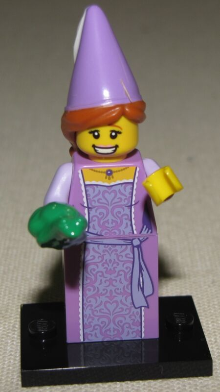 LEGO NEW SERIES 12 MINIFIGURES 71007 YOU PICK MINIFIGS UNUSED ONLINE GAME CODE  Fairytale Princess with Frog