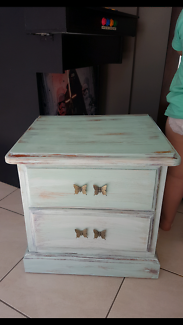 2 X Matching Bedside Tables/ Drawers Part 68