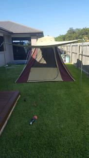 canvas tent & Canvas Tent. Diamantina. 3x7m | Camping u0026 Hiking | Gumtree ...