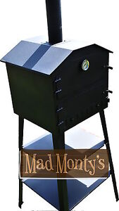 New-Charcoal-Pizza-Oven-Wood-Fired-Patio-Heater-Outdoor-BBQ-Firebricks-Baking