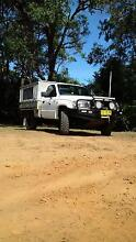 2002 Toyota Hilux Ute South Penrith Penrith Area Preview