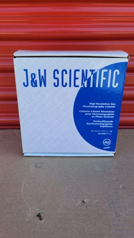 New Agilent  J&W Scientific GC column DB-5MS 122-5731 gas chromatography sealed