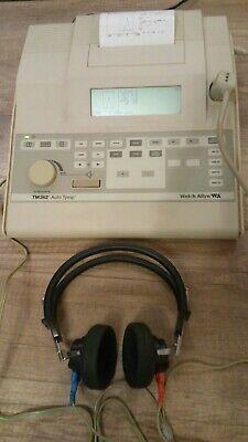 Calibrated Grason Stadler Gsi38 Tympanometer Audiometer V4 Welch Allyn 110-220v