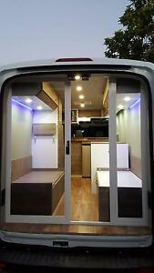 Campervan conversion for any VAN! Free QUOTE! Baulkham Hills The Hills District Preview