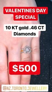 AZ Toronto Jewellery 10k gold & diamond buy & sale