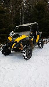 2013 Maverick XRS w/ only 3800 KMS