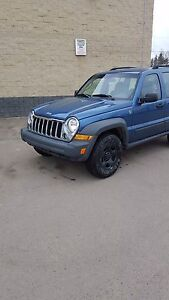 REDUCED  Jeep Liberty 4X4