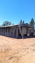 Army prefabricated building never used 25m x 10m in crates Point Cook Wyndham Area Preview