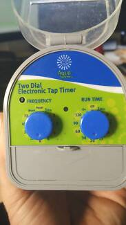 Electronic Tap Timer Aqua Systems Two Dial
