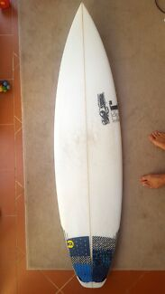 JS Surfboard: 6'3 x 19 x 2-3/8 Forget Me Not Shenton Park Nedlands Area Preview