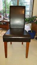 6 Dining Chairs for sale - Excellent condition Artarmon Willoughby Area Preview