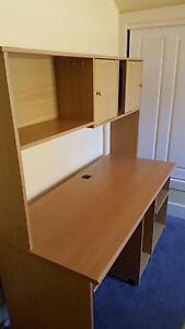 Complete Dual Level Home Office Desk Surrey Hills Boroondara Area Preview