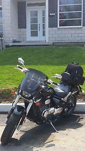 Suzuki boulevard m50  VL800  2014  Garantie  Avril 2020