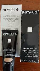 Dermablend Leg and Body Cover Foundation - 100ml - BEIGE Connells Point Kogarah Area Preview