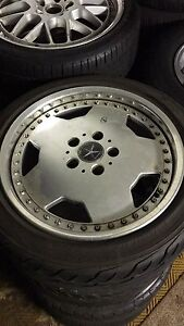 Starform 3 piece wheels made in Japan Alexandria Inner Sydney Preview