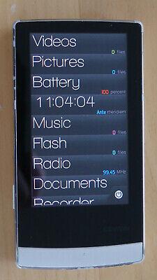 Cowon AUDIO J3 Weiß (8GB) Digitaler Medienplayer MP3 Audio Player