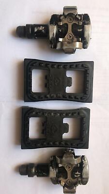 Platazorma pedal, Shimano, PD22, SPD, y pedales shimano y calas