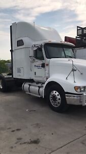 2006 International 9400 series highway tractor for sale
