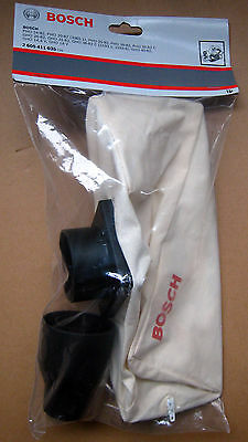Bosch Dust Bag for PHO & GHO Planer Power Tools with a ROUND Port 2 605 411 035