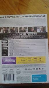 The ultimate Bourne 5 movie collection East Bunbury Bunbury Area Preview