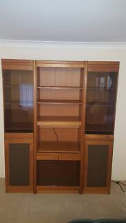 Wall Unit / Entertainment Unit /  China Cabinet