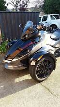 CAN AM SPYDER RSS SE5 Warragul Baw Baw Area Preview