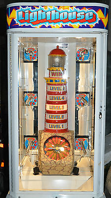 Lighthouse Arcade Warenautomat Greifer Prize Machine Redemption Preise