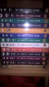 south park 13 seasons 1-13 and multi region dvd player Clayton Monash Area Preview