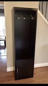 BRAND NEW Open storage cabinet / hallway tree