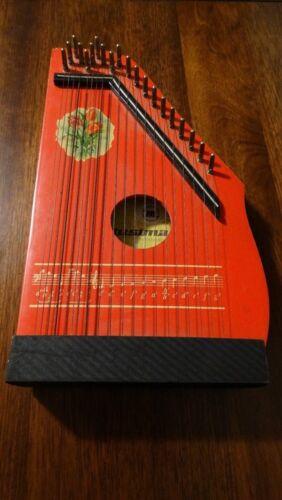 MUSIMA Vintage German String Harp 70