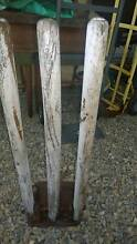 cricket wicket very old. antique/ vintage Morayfield Caboolture Area Preview